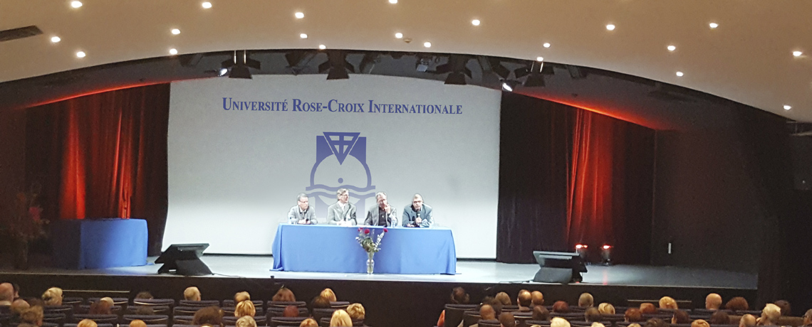 Colloque Université Rose-Croix Internationale du 10 novembre 2018