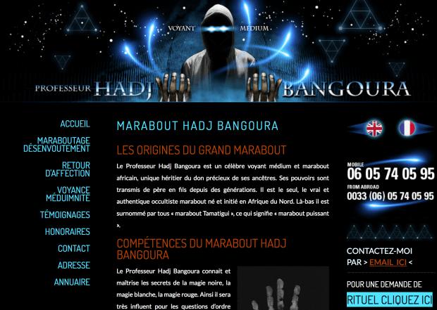 Marabout El Hadj Bangoura