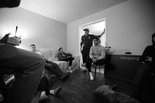 2018 March 09: Duke Blue Devils wrestling on Friday, March, 9, 2018 during a team gathering in Durham, NC.