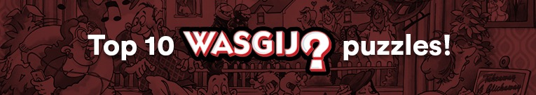 Top 10 Wasgij - Best Wasgij puzzles of 2016