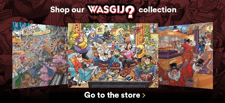 Wasgij Jigsaw Puzzle Collection
