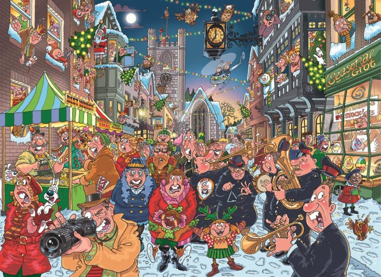 wasgij-christmas-12-the-big-turn-on-2-x-1000-piece-jigsaw-puzzle-of-the-week