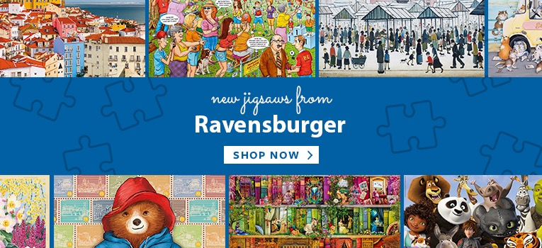 Ravensburger Jigsaw Puzzles 2017