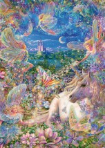 Fairytale Dream 500 Piece Jigsaw Puzzle