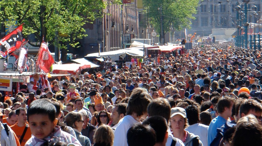 Kings Day in Eindhoven