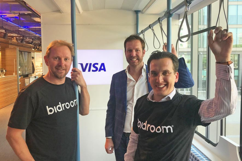 Bidroom @Visa