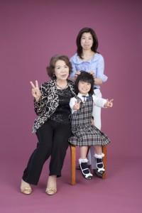福岡 フォトスタジオ 入学記念撮影 スタジオ撮影 家族写真 ロケ撮 ポートレート撮影 0358