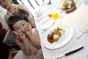 福岡 写真館 ウエディング撮影 レストランウエディング ブライダルアルバム 結婚準備 前撮り 0358