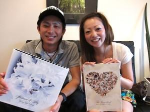 福岡 フォトスタジオ 結婚式の写真 結婚準備 相談 ウエディングアルバム ブライダル撮影 オシャレ 0358