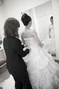 福岡 フォトスタジオ 結婚準備 披露宴の写真 ウエディングアルバム ブライダル撮影 前撮り マリゾン ロケ撮 オシャレ 0358