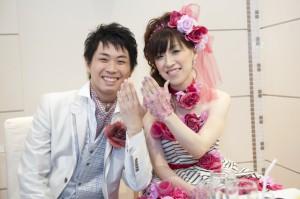 福岡 天神周辺 写真館 フォトスタジオ 結婚式の写真 披露宴の撮影 前撮り オシャレ ブライダルアルバム 0358