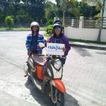 Rent motorbike Camotes island