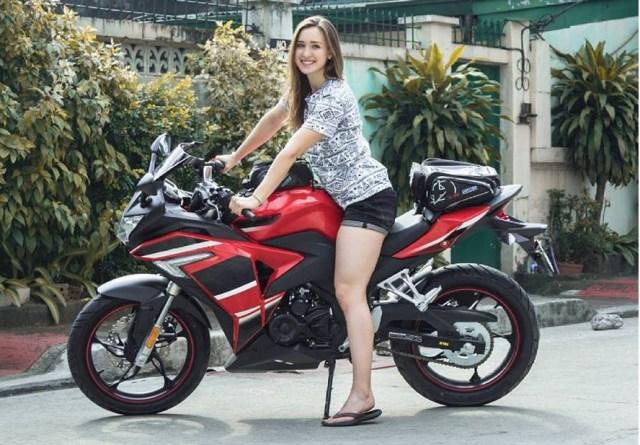 Motorbike rental in Legazpi City