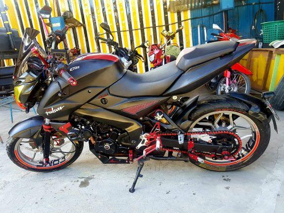 rent motorbike