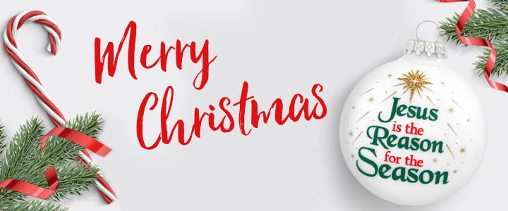 Bronner's Wishes You a Very Merry CHRISTmas!
