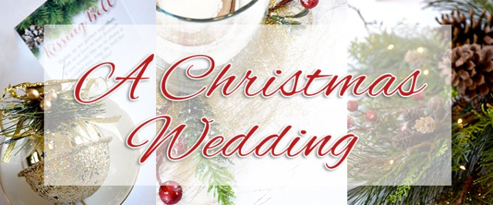 Decorating Ideas for a Christmas Wedding