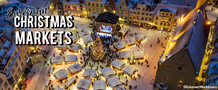 5 Top-Voted European Christmas Markets