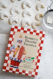 Bronner's Flavorful Favorites Cookbook