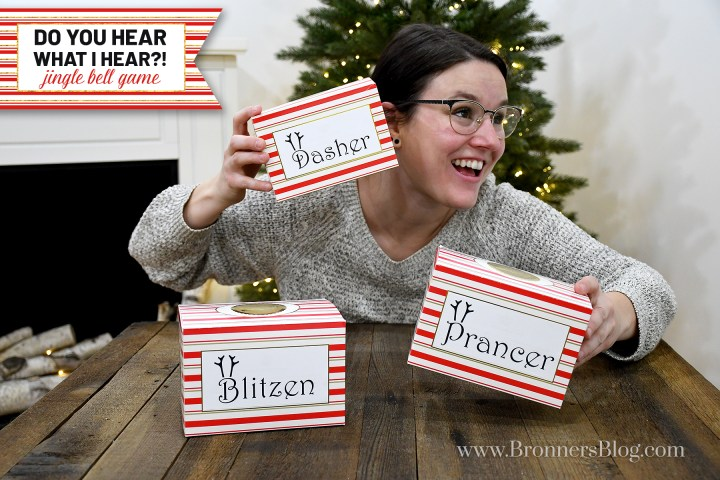 Jingle Bells Christmas Game