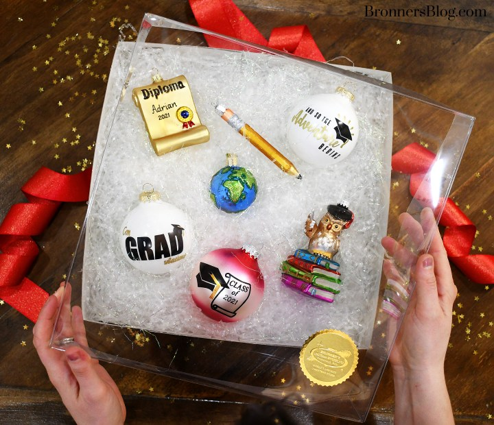 Bronner's Gift Box For Graduation Or Any Occassion