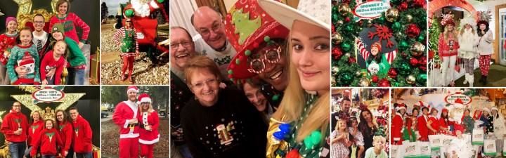 Christmas Cheer Gear At Bronner's