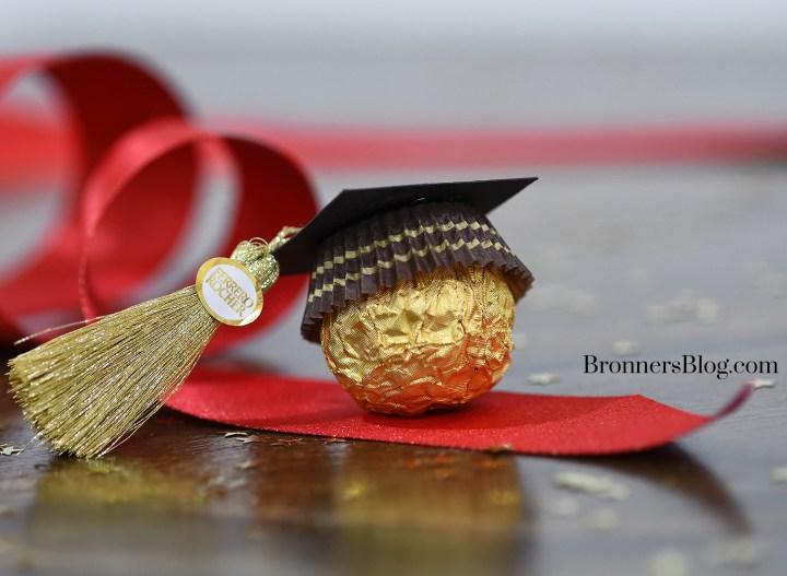 Ferrero Rocher Graduate Chocolate