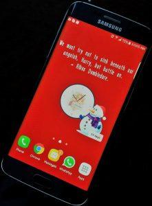 Samsung S6 Edge 2015 Smartphone