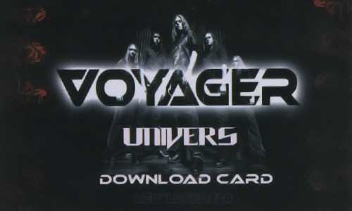 Voyager uniVers Download Card
