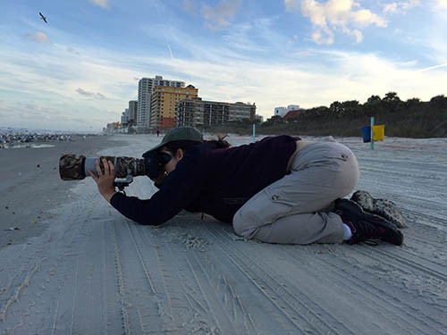 Silly Photographer