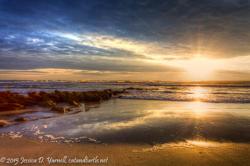 Sunburst Sunrise