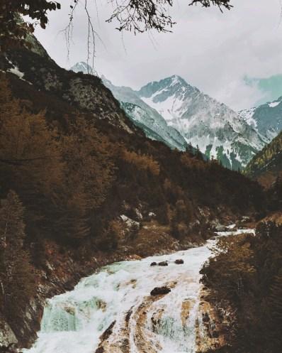 Isarsteig; Karwendel; Österreich