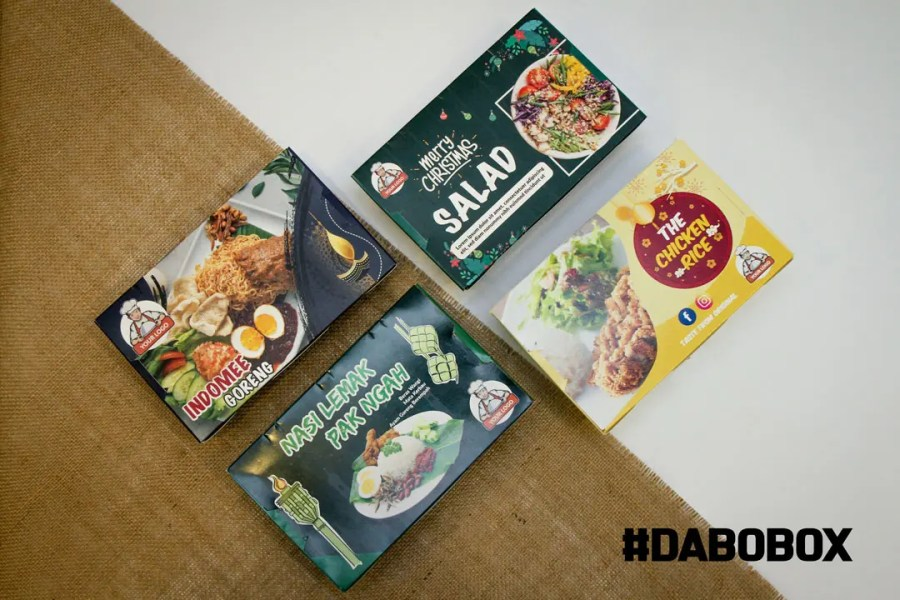 Dabobox season packaging.