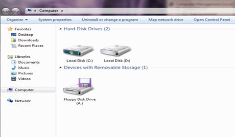 Ce faci cand Windows-ul nu iti vede cd-rom-ul!