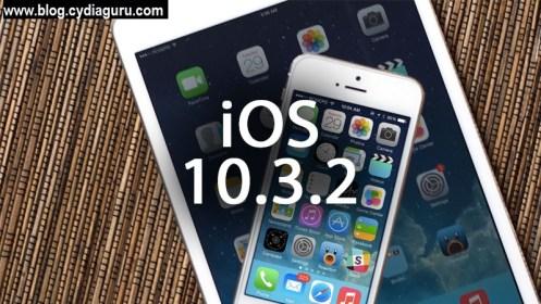 Jailbreak iOS 10.3.2