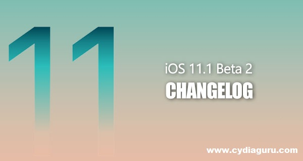 Download iOS 11.1