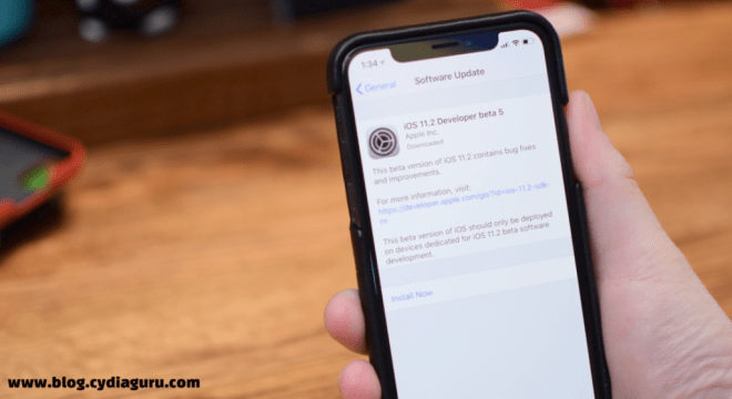 Download iOS 11.2
