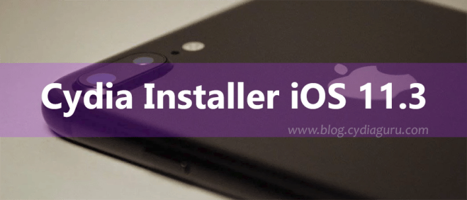 Cydia Installer iOS 11.3
