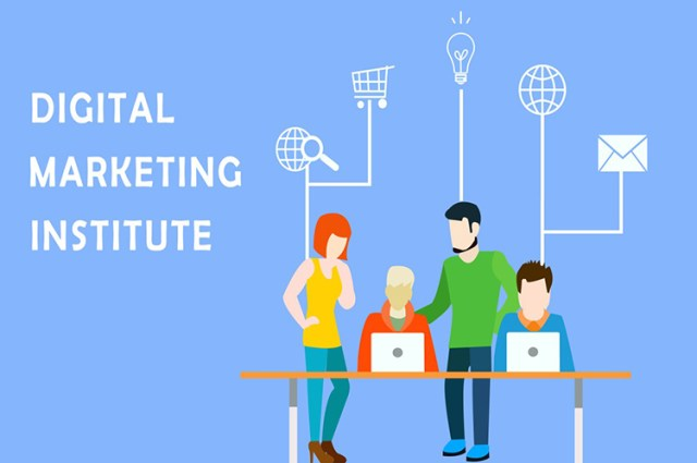 best digital marketing institute course