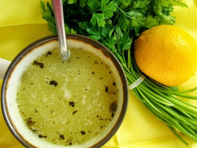 Kremasta supa od celera