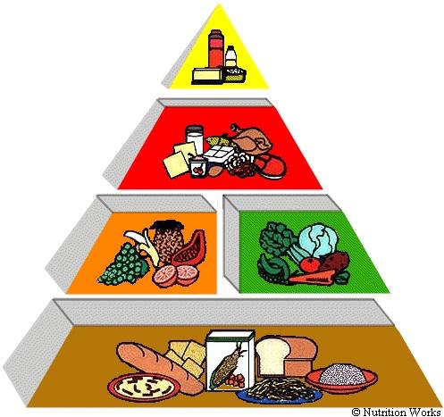 Saznajte šta je to piramida zdravlja, odnosno ishrane