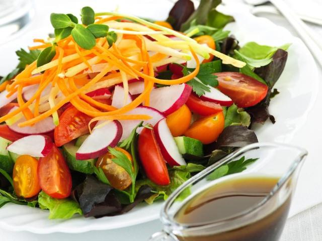 Osvježavajući dresing za salatu