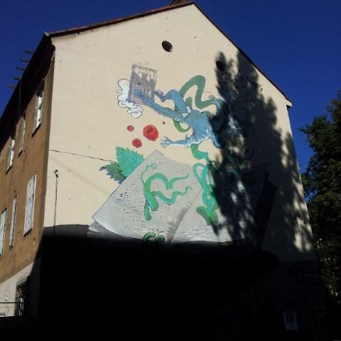 Sarajevski murali