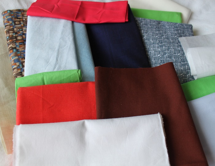 TMQG challenge fabric selection
