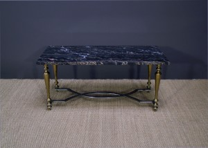 40's French Coffee Table