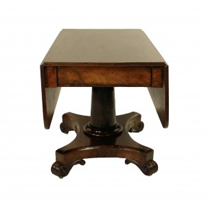 William IV Table