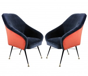 50's Bedroom Chairs