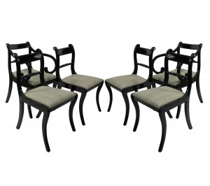 Neo Regency Dining Chairs