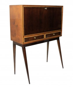 An Italian cabinet of stylish design
