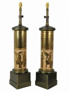 Fornasetti Lamps