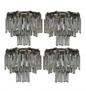 Four French Sconces